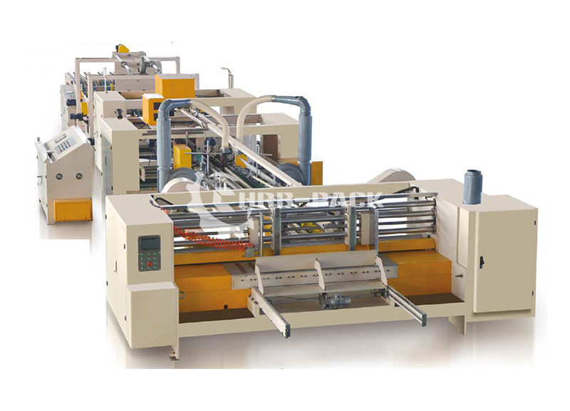 Fully Automatic Carton Stitching Machine