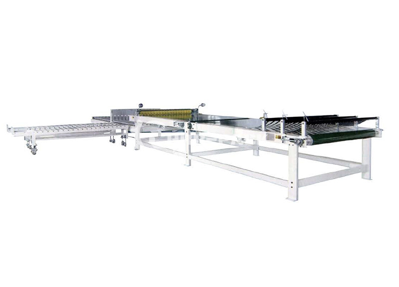 Paper Sheet Delivery and Side Conveyer