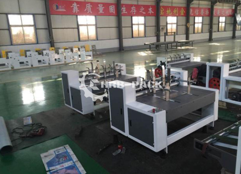 Auto Corrugated Partition Slotting Machine