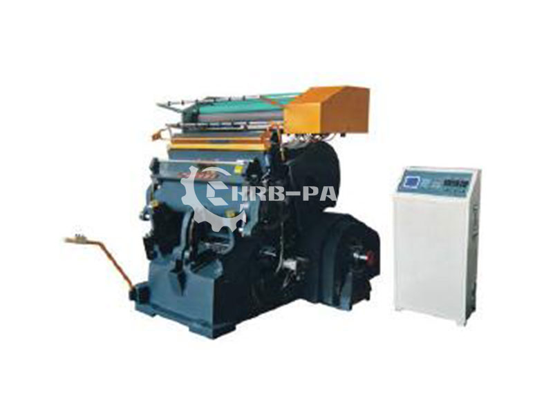 Foil Stampling And Die Cutting Machine