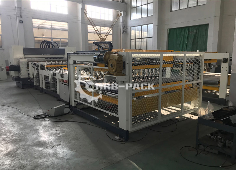 2ply Corrugated Cardboard Production Line